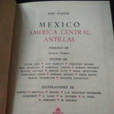 Libros antiguos: EL MUNDO EN COLOR 1958, MEXICO. Lote 191963397