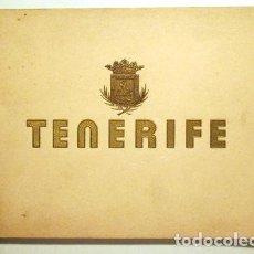 Libros antiguos: TENERIFE - BARCELONA C. 193... - 40 FOTOGRAFÍAS. Lote 192352725