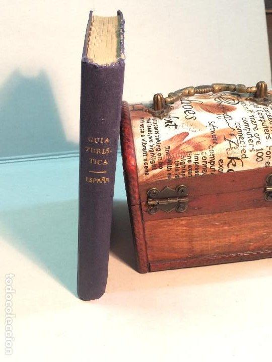 Libros antiguos: José Díaz Monar: Guía turística de España (1936) - Foto 3 - 192389636