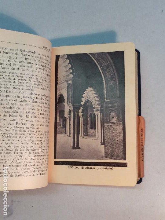 Libros antiguos: José Díaz Monar: Guía turística de España (1936) - Foto 5 - 192389636