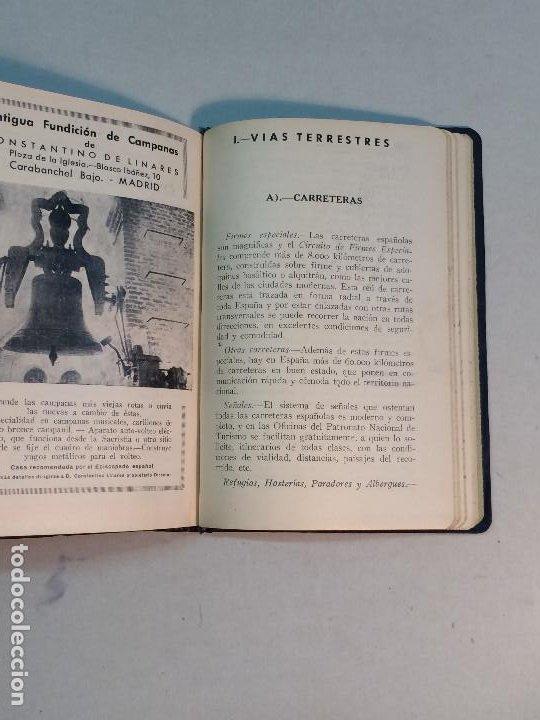 Libros antiguos: José Díaz Monar: Guía turística de España (1936) - Foto 8 - 192389636