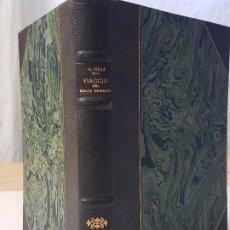 Libros antiguos: VIAGGIO DEL BEATO ODORICO DA PORDENONE-A CURA DI GIORGIO PULLÈ-ED.ALPES-AÑO 1931(ILUST) EN ITAL.. Lote 192928582