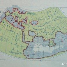 Libros antiguos: 1910 - ATLAS HISTÓRICO UNIVERSAL. 19 MAPAS HISTÓRICOS EN COLORES - GEOGRAFÍA, HISTORIA - 22 X 28 CM.. Lote 193006241