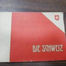 Libros antiguos: DIE SCHWEIZ. 1907.. Lote 193679665
