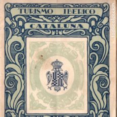 Livros antigos: TURISMO IBÉRICO . TÁRREGA (C. 1930). Lote 193738050