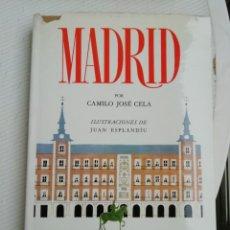 Libros antiguos: MADRID DE CAMILO JOSÉ CELA. Lote 193781807