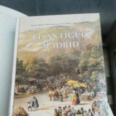 Libros antiguos: EL MADRID ANTIGUO DE MESONERO ROMANOS. Lote 193782226