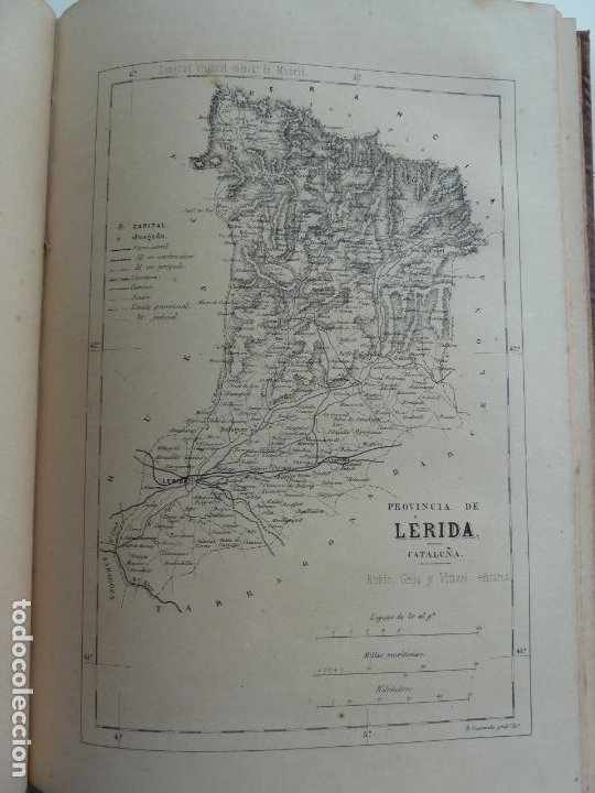 Libros antiguos: CRÓNICA GENERAL DE ESPAÑA. TOLEDO, LÉRIDA,ORENSE Y PONTEVEDRA. AÑO 1866 - Foto 6 - 194000571