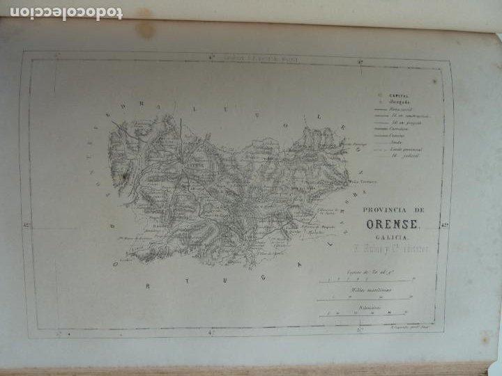 Libros antiguos: CRÓNICA GENERAL DE ESPAÑA. TOLEDO, LÉRIDA,ORENSE Y PONTEVEDRA. AÑO 1866 - Foto 8 - 194000571