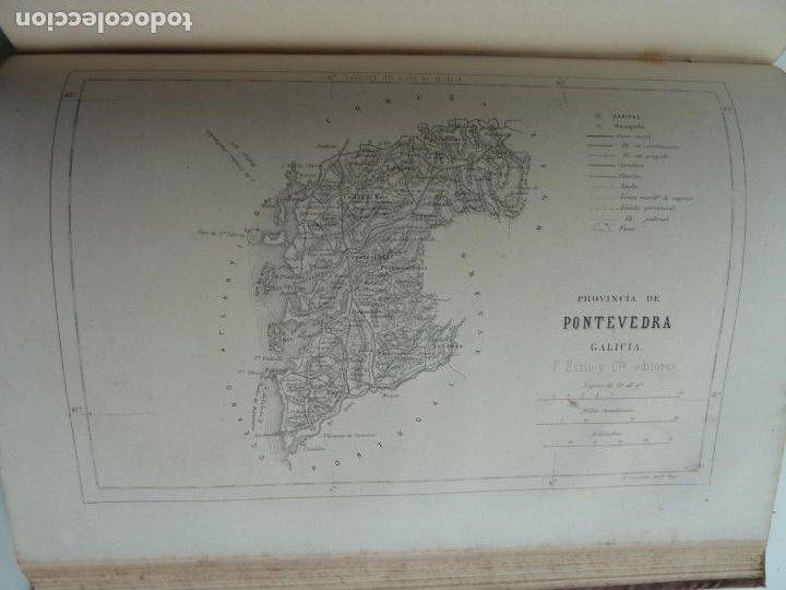 Libros antiguos: CRÓNICA GENERAL DE ESPAÑA. TOLEDO, LÉRIDA,ORENSE Y PONTEVEDRA. AÑO 1866 - Foto 10 - 194000571