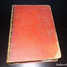 Libros antiguos: EL MUNDO EN LA MANO 1875- VIAJE PINTORESCO A LAS 5 PARTES DEL MUNDO TOMO PRIMERO. Lote 194118293