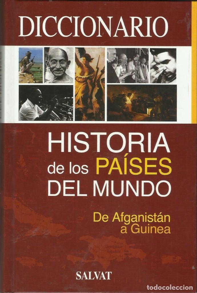 HISTORIA DE LOS PAÍSES DEL MUNDO VOL I (Libros Antiguos, Raros y Curiosos - Geografía y Viajes)