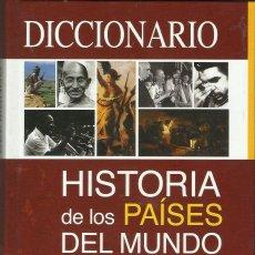 Libros antiguos: HISTORIA DE LOS PAÍSES DEL MUNDO VOL I. Lote 194249096