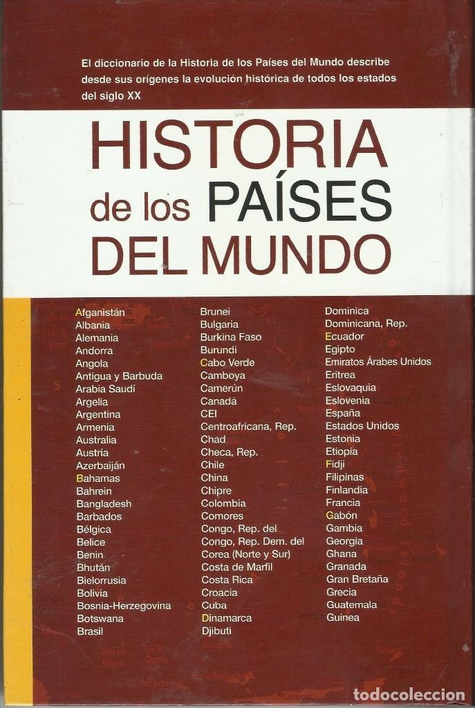 Libros antiguos: HISTORIA DE LOS PAÍSES DEL MUNDO VOL I - Foto 2 - 194249096
