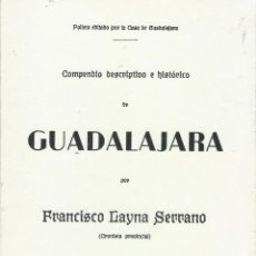 Libros antiguos: GUADALAJARA. Lote 194253956