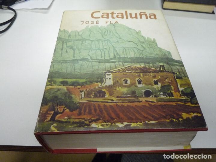 CATALUÑA JOSEP PLA (Libros Antiguos, Raros y Curiosos - Geografía y Viajes)