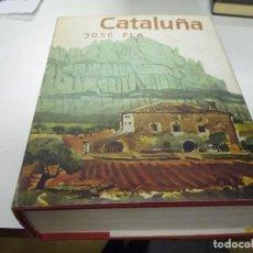 Libros antiguos: CATALUÑA JOSEP PLA. Lote 194330082