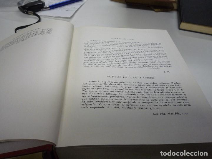 Libros antiguos: CATALUÑA JOSEP PLA - Foto 2 - 194330082