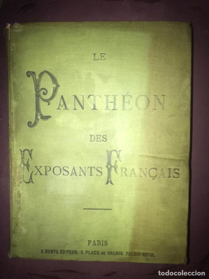 EXPOSICIÓN UNIVERSAL DE PARIS. 1889. (Libros Antiguos, Raros y Curiosos - Geografía y Viajes)