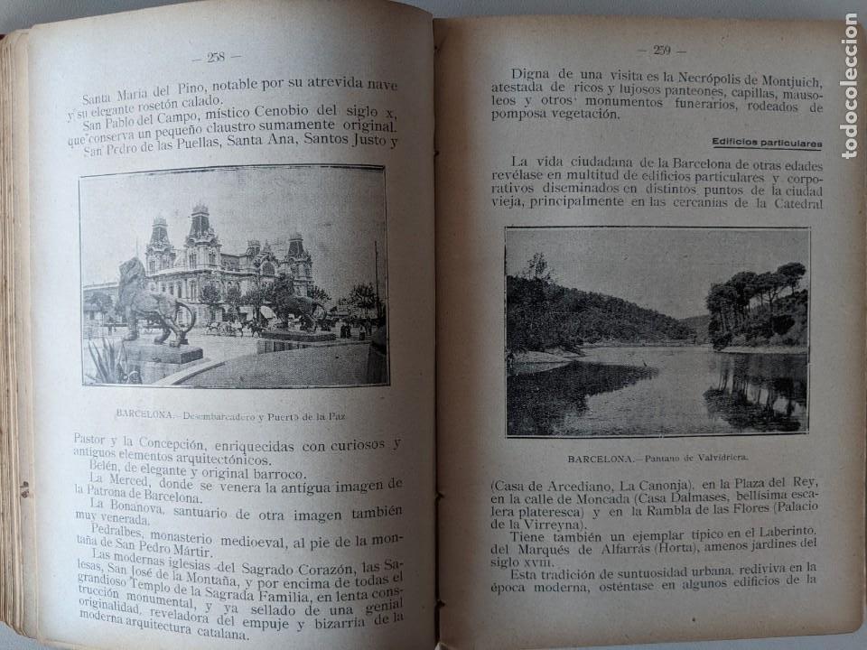 Libros antiguos: 1925 ANUARIO-GUIA PLAYAS Y BALNEARIOS DE ESPAÑA - EDITORIAL HERCULES - MADRID CEUTA - Foto 6 - 194495258