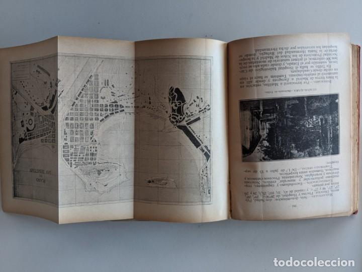 Libros antiguos: 1925 ANUARIO-GUIA PLAYAS Y BALNEARIOS DE ESPAÑA - EDITORIAL HERCULES - MADRID CEUTA - Foto 7 - 194495258