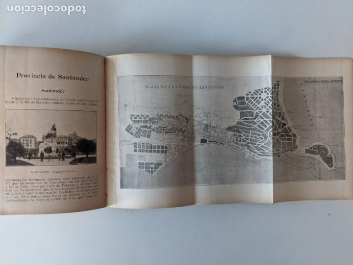 Libros antiguos: 1925 ANUARIO-GUIA PLAYAS Y BALNEARIOS DE ESPAÑA - EDITORIAL HERCULES - MADRID CEUTA - Foto 8 - 194495258