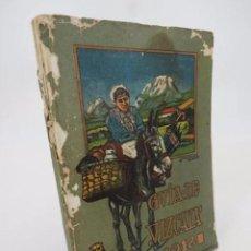 Libros antiguos: GUIA DE VIZCAYA 1918.. GRIJELMO, 1918. Lote 194605480