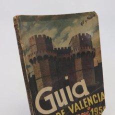 Libros antiguos: GUÍA DE VALENCIA BAYARRI 1952.. BAYARRI, 1952. Lote 194605511