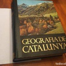 Libros antiguos: LIBRO GEOGRAFIA DE CATALUNYA EN CATALAN. Lote 194606642