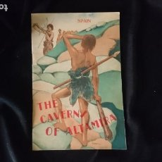 Libros antiguos: THE CAVERNS OF ALTAMIRA. Lote 194692240