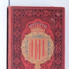 Libros antiguos: CATALUÑA TOMO II – P.PIFERRER Y PI MARGALL – ESPAÑA SUS MONUMENTOS Y ARTE –SU NATURALEZA E HISTORIA. Lote 194727528