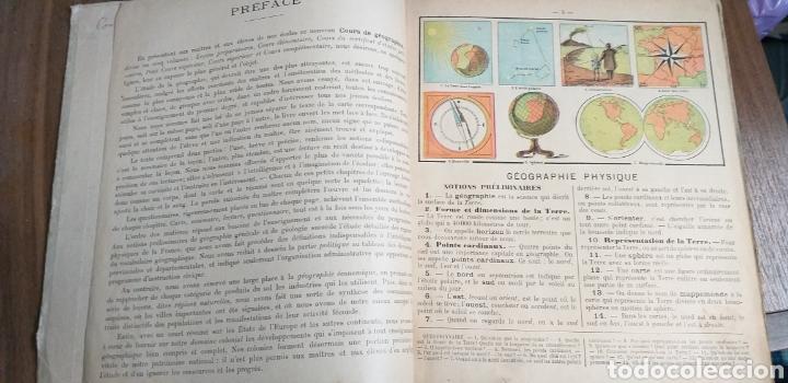 Libros antiguos: LIBRO FRANCIA Y SUS COLONIAS.1923. - Foto 3 - 194756742