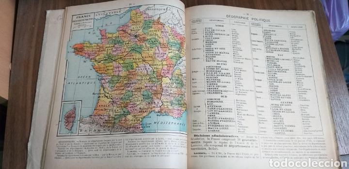 Libros antiguos: LIBRO FRANCIA Y SUS COLONIAS.1923. - Foto 6 - 194756742