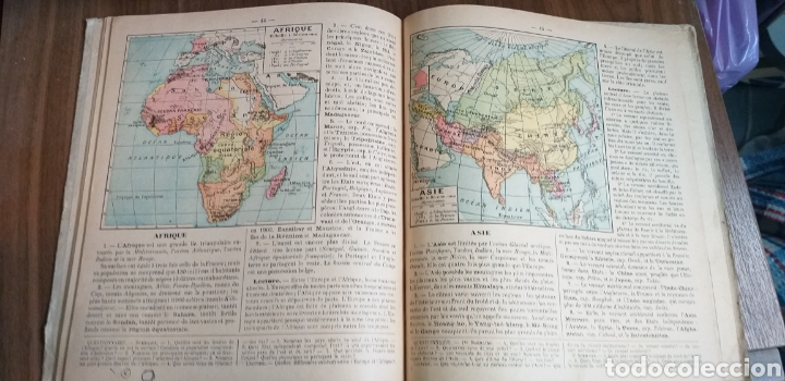 Libros antiguos: LIBRO FRANCIA Y SUS COLONIAS.1923. - Foto 7 - 194756742