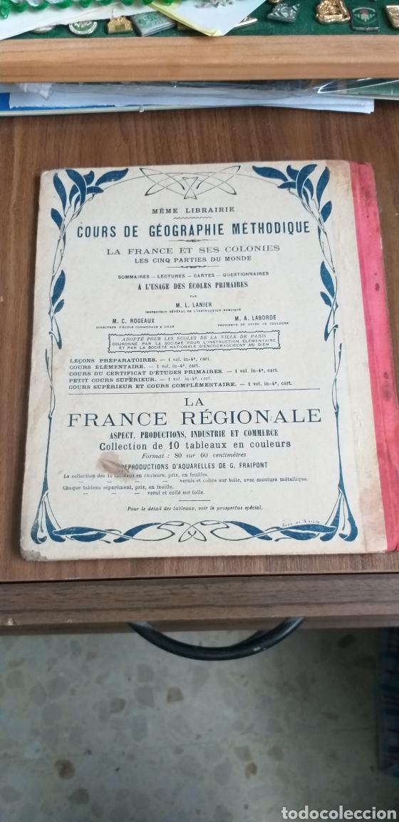 Libros antiguos: LIBRO FRANCIA Y SUS COLONIAS.1923. - Foto 8 - 194756742
