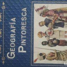 Libros antiguos: UNA GEOGRAFÍA PINTORESCA DE 1930. Lote 194760872