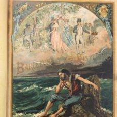 Libros antiguos: BARCELONA Y SUS MISTERIOS, ANTONIO ALTADILL, COMPLETO, 1884 A 1887. Lote 194759196