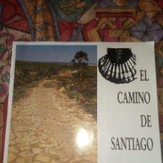 Libros antiguos: LIBRO DIVULGACIÓN - EL CAMINO DE SANTIAGO - XUNTA DE GALICIA - FINALES DE LOS 80. Lote 194866748