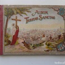 Libros antiguos: LIBRERIA GHOTICA. ALBUM TERRAE SANCTAE. 1880. FOLIO. MUY ILUSTRADO.. Lote 194890610