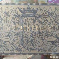 Libros antiguos: LE PALAIS DE FONTAINEBLEAU / FONTAINEBLEAU PALACE - AÑO 1922. Lote 195081921