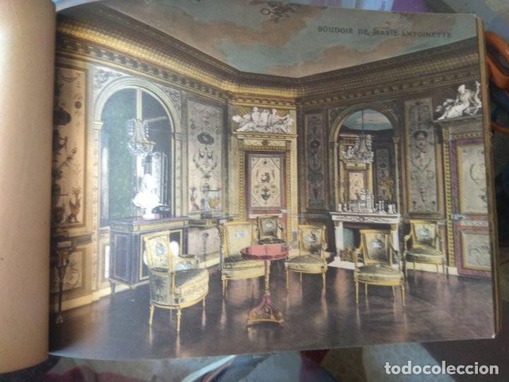 Libros antiguos: Le Palais de Fontainebleau / Fontainebleau Palace - Año 1922 - Foto 4 - 195081921