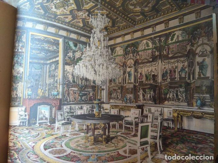 Libros antiguos: Le Palais de Fontainebleau / Fontainebleau Palace - Año 1922 - Foto 5 - 195081921