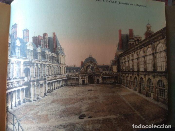 Libros antiguos: Le Palais de Fontainebleau / Fontainebleau Palace - Año 1922 - Foto 6 - 195081921