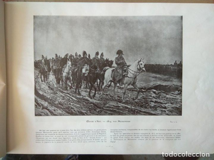 Libros antiguos: Portfolio de fotografías de las ciudades, paisajes y cuadros célebres - Año 1896 - Foto 4 - 195084135