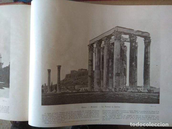 Libros antiguos: Portfolio de fotografías de las ciudades, paisajes y cuadros célebres - Año 1896 - Foto 6 - 195084135