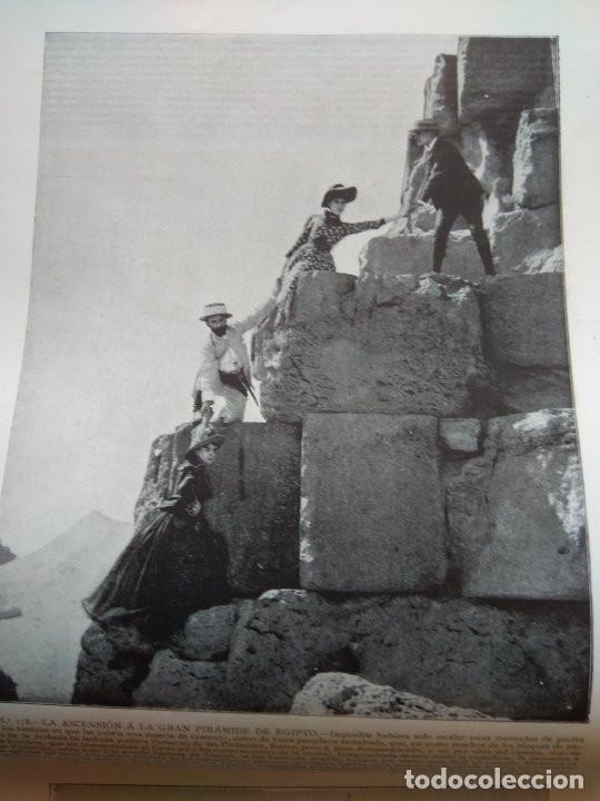 Libros antiguos: Portfolio de fotografías de las ciudades, paisajes y cuadros célebres - Año 1896 - Foto 8 - 195084135