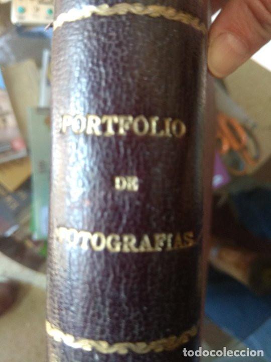 PORTFOLIO DE FOTOGRAFÍAS DE LAS CIUDADES, PAISAJES Y CUADROS CÉLEBRES - AÑO 1896 (Libros Antiguos, Raros y Curiosos - Geografía y Viajes)