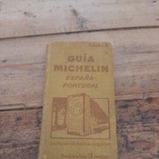 Libros antiguos: GUIA MICHELIN AÑOS 30. Lote 195116031