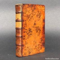 Libros antiguos: 1750 INDIA - IMPERIO MOGOL - MONGOL - VIAJES - EXLIBRIS - MARQUES DE SANTO DOMINGO. Lote 195363672