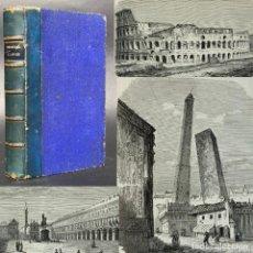 Libros antiguos: 1878 DE MADRID A NÁPOLES - PEDRO ANTONIO DE ALARCÓN - VIAJES - GUÁDIX - GRANADA. Lote 195387487